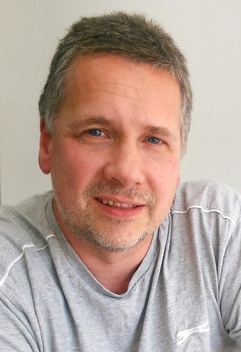Dave Robinson, Founder of Schools Computing